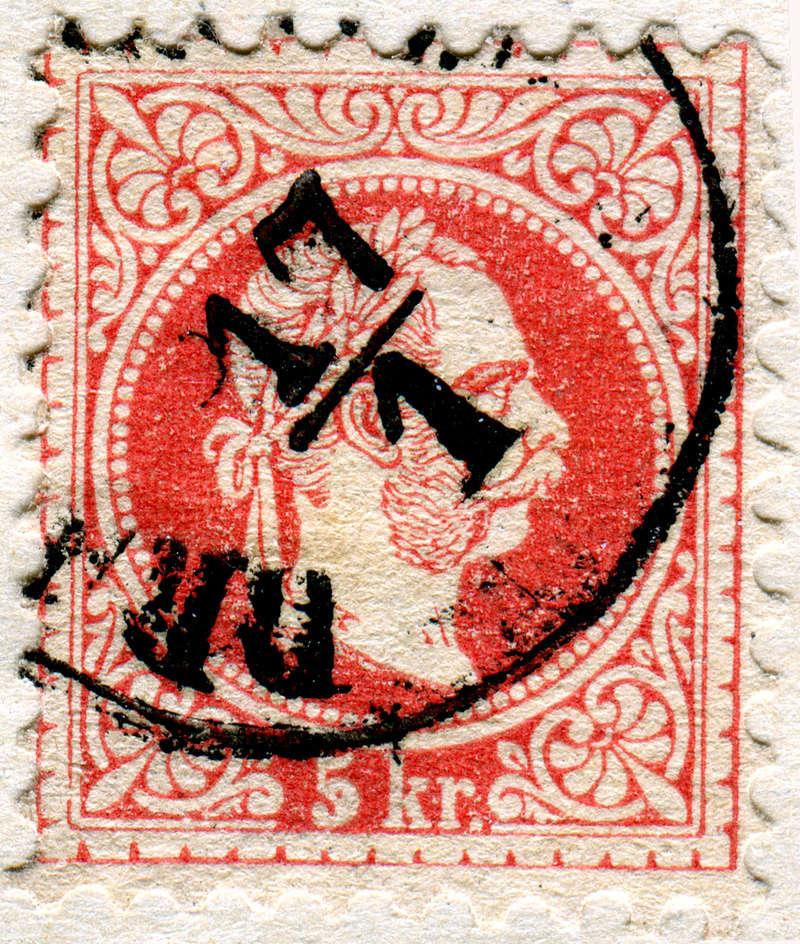 Freimarken-Ausgabe 1867 : Kopfbildnis Kaiser Franz Joseph I - Seite 14 Xx24610