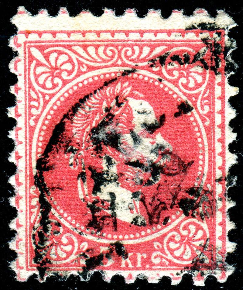 Freimarken-Ausgabe 1867 : Kopfbildnis Kaiser Franz Joseph I - Seite 14 Xx24910