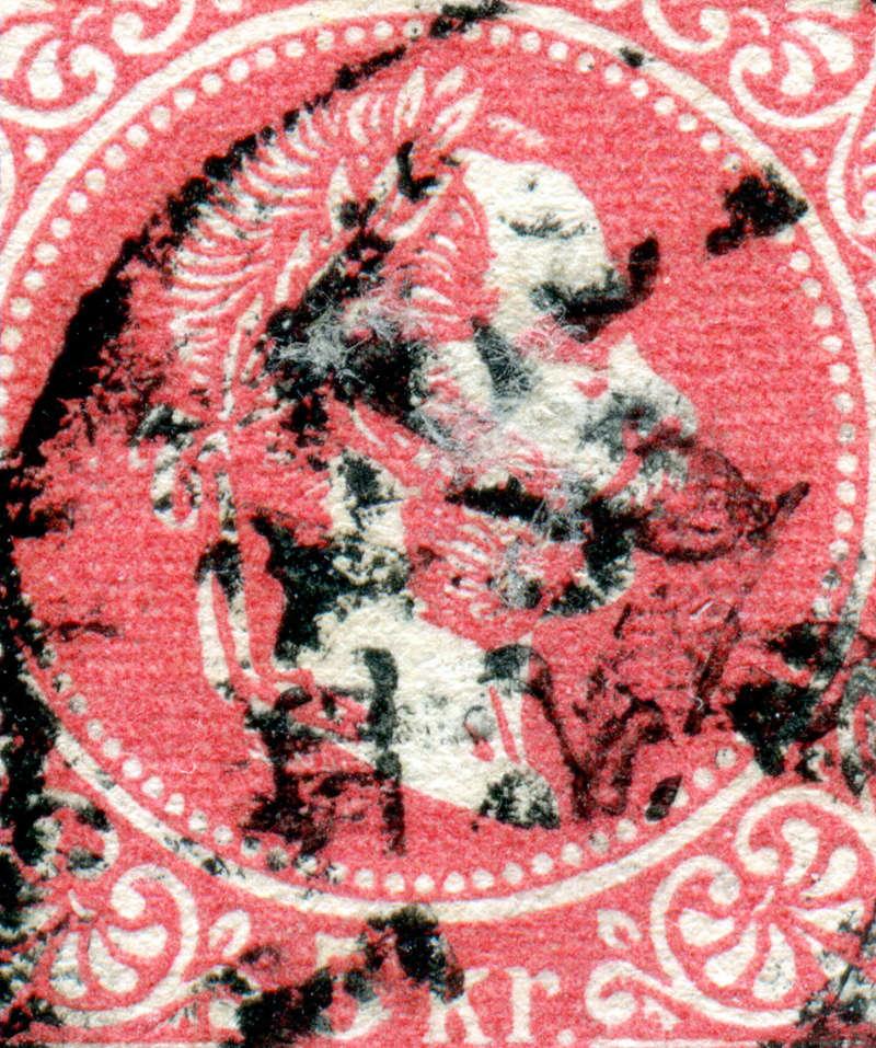 Freimarken-Ausgabe 1867 : Kopfbildnis Kaiser Franz Joseph I - Seite 14 Xx25010