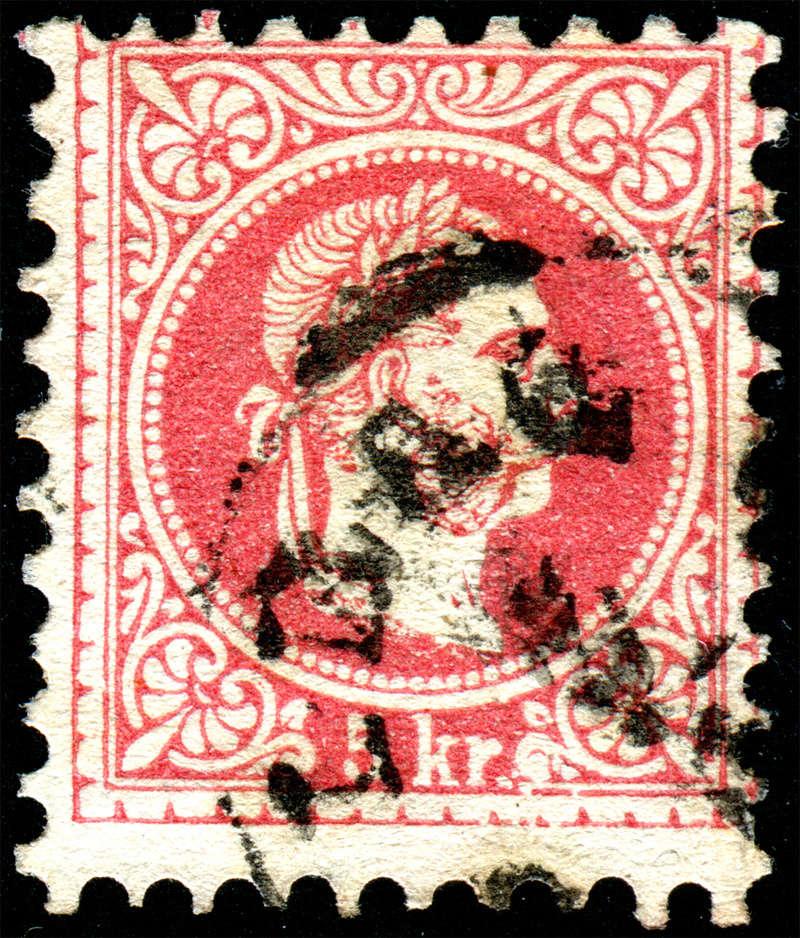 Freimarken-Ausgabe 1867 : Kopfbildnis Kaiser Franz Joseph I - Seite 14 Xx25310