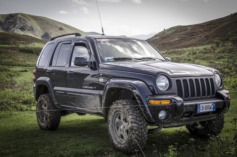 "La Mia Jeep Cherokee KJ - (Nikname ""Rosaria"") - Pagina 4 _abf2910"