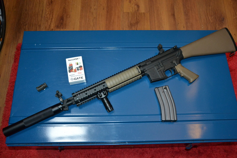 Vends VFC VR16 Tactical Elite Rifle Dsc_0013