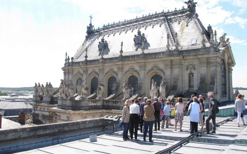 Chapelle de Versailles - Restauration de la toiture  62728210