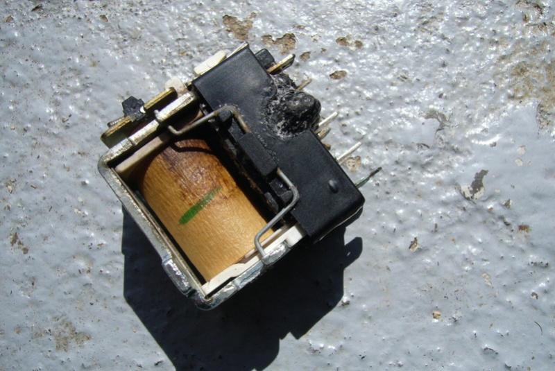 Kity 638 - contacteur moteur P1070011
