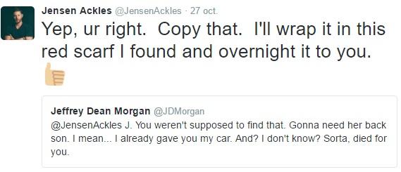 Le Twitter/FB/Insta de Jensen et Danneel - Page 6 Sans_t16