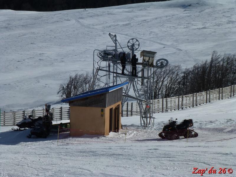 Photos Remontées mécaniques P1090611