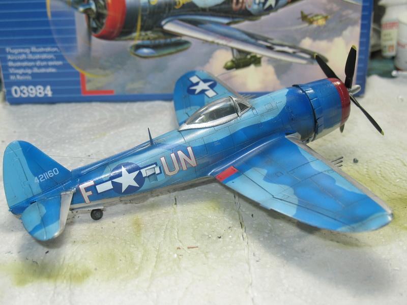[Revell] P-47M 1:72 #03984 Img_2525
