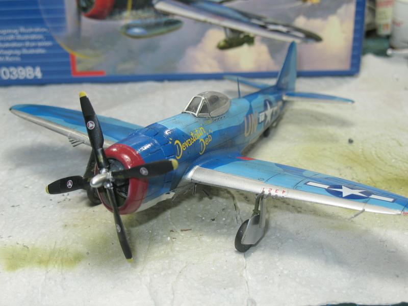 [Revell] P-47M 1:72 #03984 Img_2528