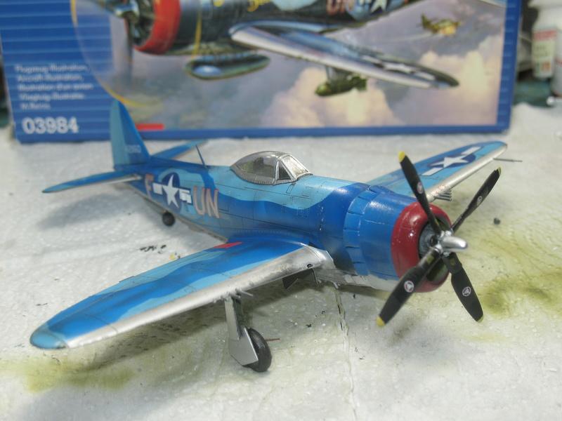 [Revell] P-47M 1:72 #03984 Img_2529
