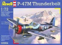 [Revell] P-47M 1:72 #03984 P47m11