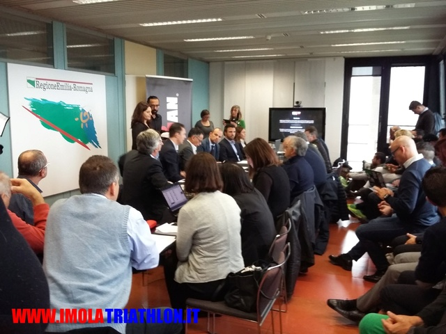 IRONMAN Emilia Romanga - sabato 23 ottobre 2017 - Cervia (RA) 20161012