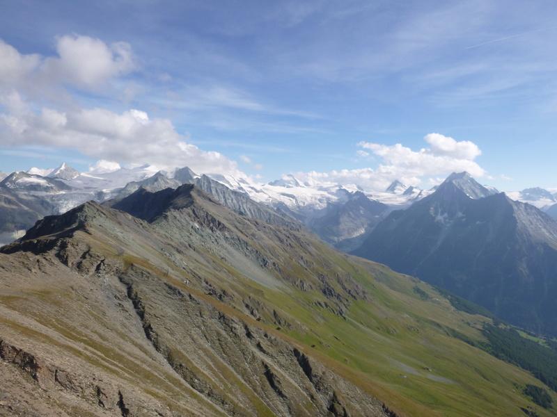 l'ESI à la Vercofly 2016, marche et vol en Suisse P1010310