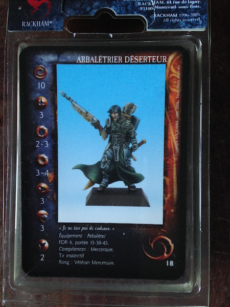 (Vends) 3 Blisters pour Confrontation (Keltois et mercenaire, 28mm) Arbaly10