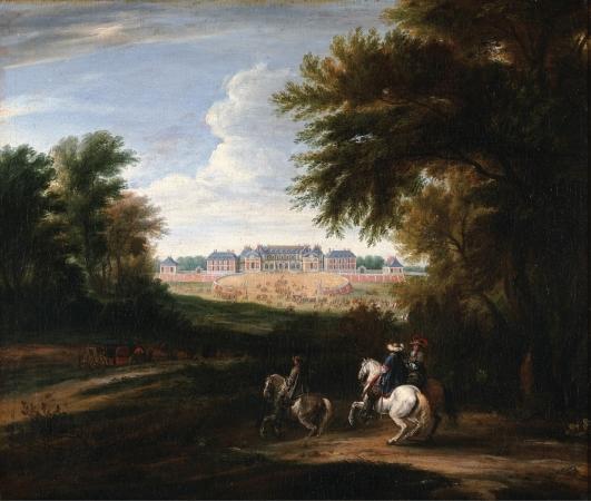 Vues anciennes du Château de Versailles et de son Domaine - Page 2 02046510