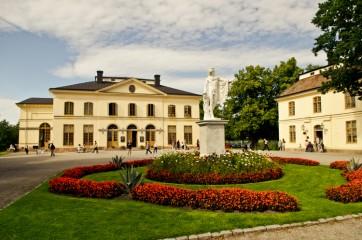 Château et théâtre de Drottningholm Dsc19010