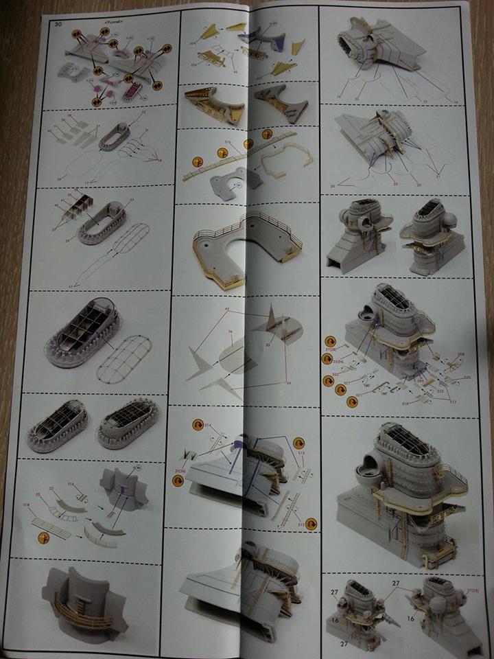 Revell Bismarck 05144 in der Platinum Edition 1:350 mit 2085 Teilen 2010