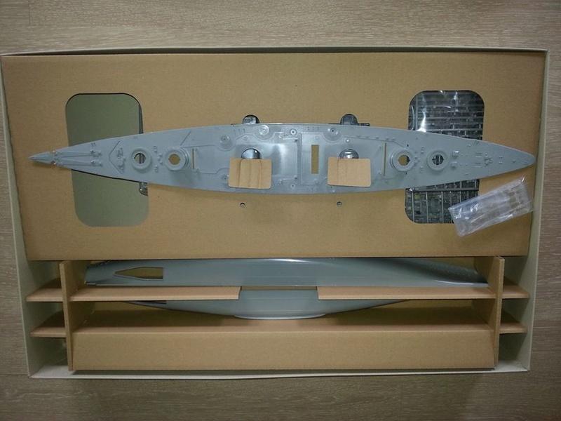 Revell Bismarck 05144 in der Platinum Edition 1:350 mit 2085 Teilen 2310