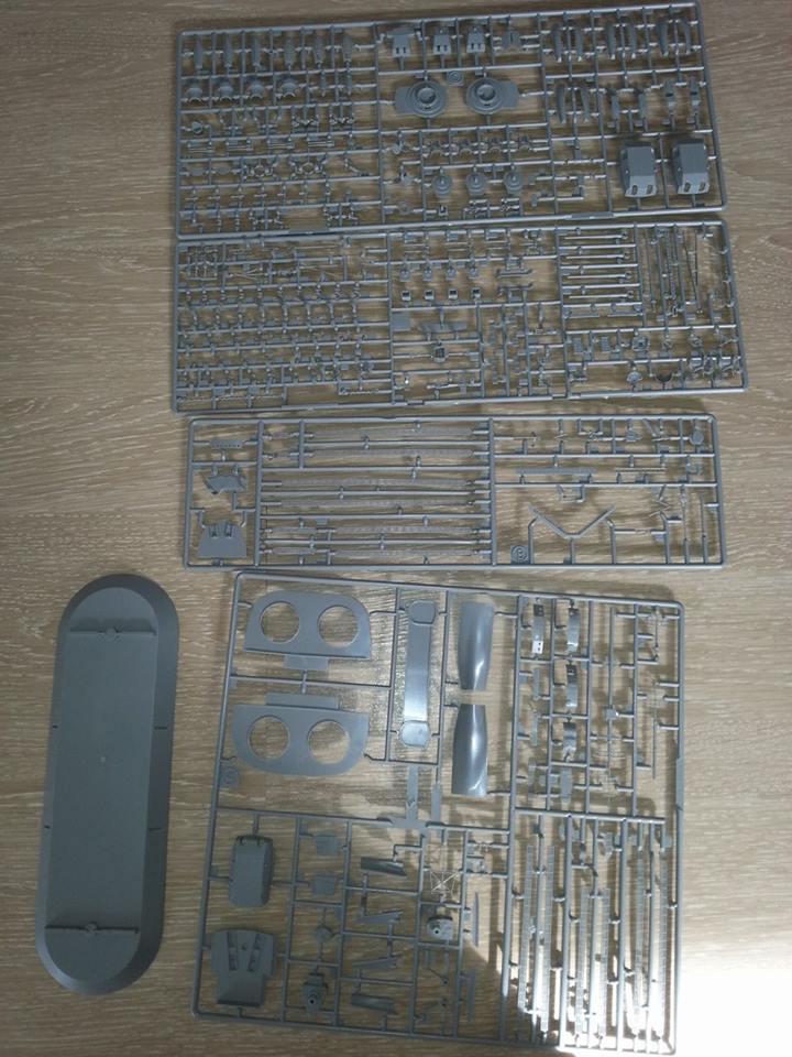 Revell Bismarck 05144 in der Platinum Edition 1:350 mit 2085 Teilen 2510