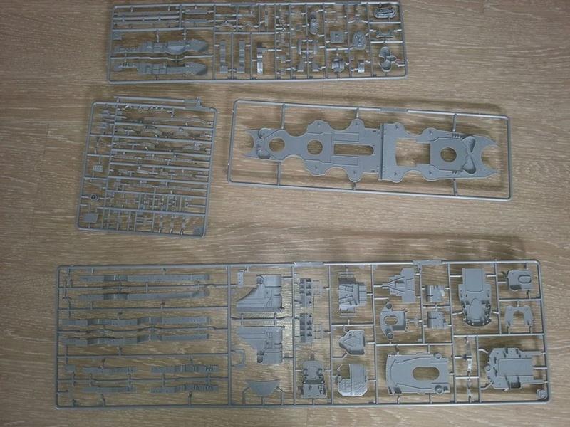 Revell Bismarck 05144 in der Platinum Edition 1:350 mit 2085 Teilen 2610