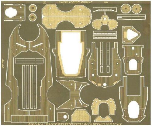 Revell Bismarck 05144 in der Platinum Edition 1:350 mit 2085 Teilen S-l50010