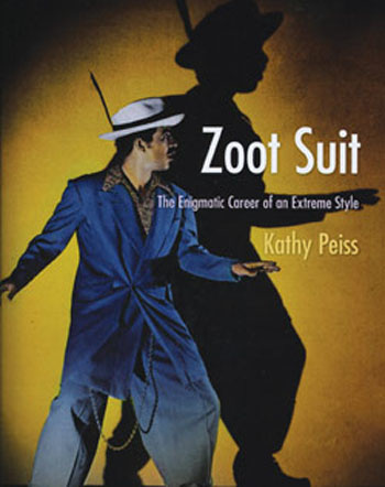 African American Male Trend: The Zoot Suit known to many were first designed by African American tailors/entrepreneurs:  Known for its extravagant design, and was worn by African American  jazz singers and trumpeters entertainers: and swing dancers that w 04071110