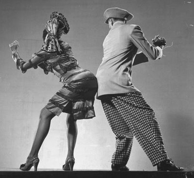 1912 To 1940s dances: The swing, charleston, cake walk, the blues, the break away AND Jitterbug 3df80210