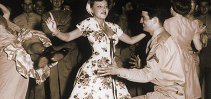 African American Dance Culture:  The Lindy Hop;  When The African Americans Created The Famous Dance Steps The World Including Elvis Presley Was A All Shook Up! Dance-10
