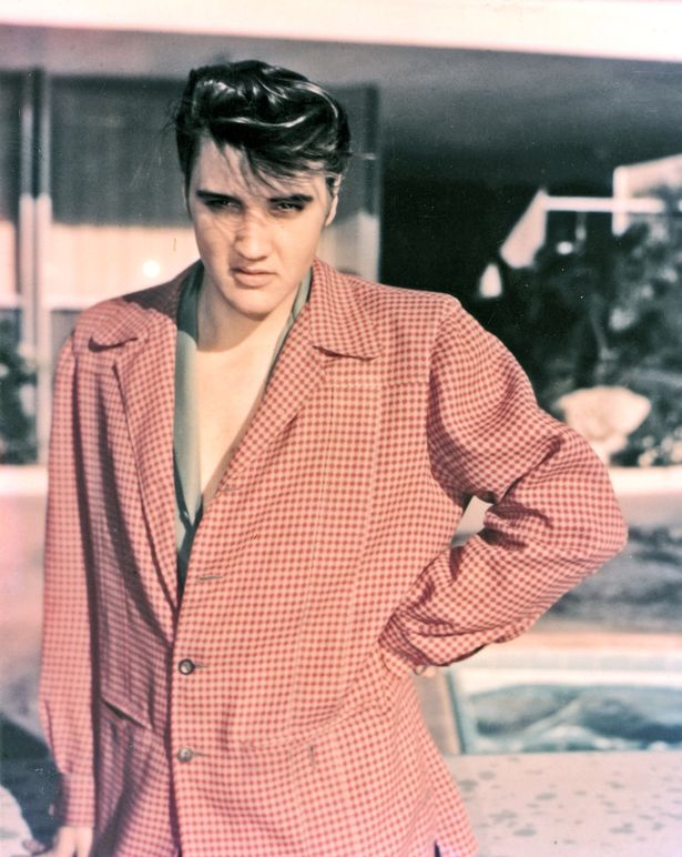 """Elvis Presley The Controversial King Of Rock And Roll that capitalised on Black folk music from the deep south.  In Elvis's own words """"The colored folks been singing it and playing it just like I'm doin' now, man, for more years than I know Elvis_14"""