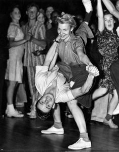 African American Dance Culture:  The Lindy Hop;  When The African Americans Created The Famous Dance Steps The World Including Elvis Presley Was A All Shook Up! Ffa79510