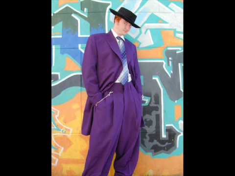 African American Male Trend: The Zoot Suit known to many were first designed by African American tailors/entrepreneurs:  Known for its extravagant design, and was worn by African American  jazz singers and trumpeters entertainers: and swing dancers that w Hqdefa10