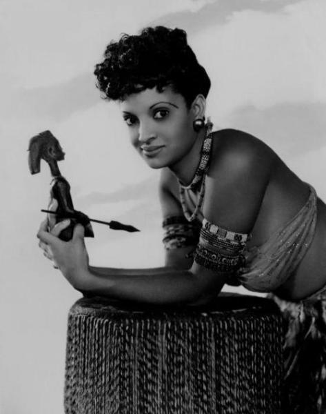 Nina Mae McKinney: History of The Black Pinup: Nina McKinney L10