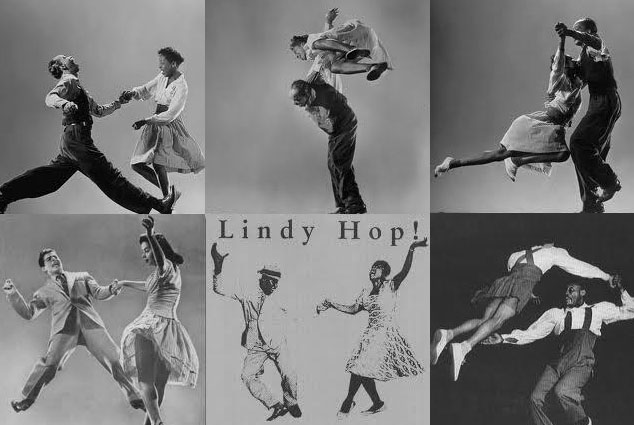 African American Dance Culture:  The Lindy Hop;  When The African Americans Created The Famous Dance Steps The World Including Elvis Presley Was A All Shook Up! Lindyh10