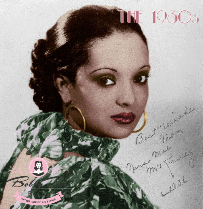 Nina Mae McKinney: History of The Black Pinup: Nina McKinney Nina-m10