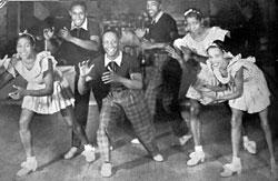 1912 To 1940s dances: The swing, charleston, cake walk, the blues, the break away AND Jitterbug Shorty12