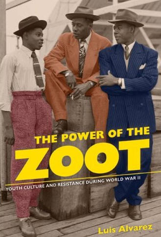 African American Male Trend: The Zoot Suit known to many were first designed by African American tailors/entrepreneurs:  Known for its extravagant design, and was worn by African American  jazz singers and trumpeters entertainers: and swing dancers that w Zoot10