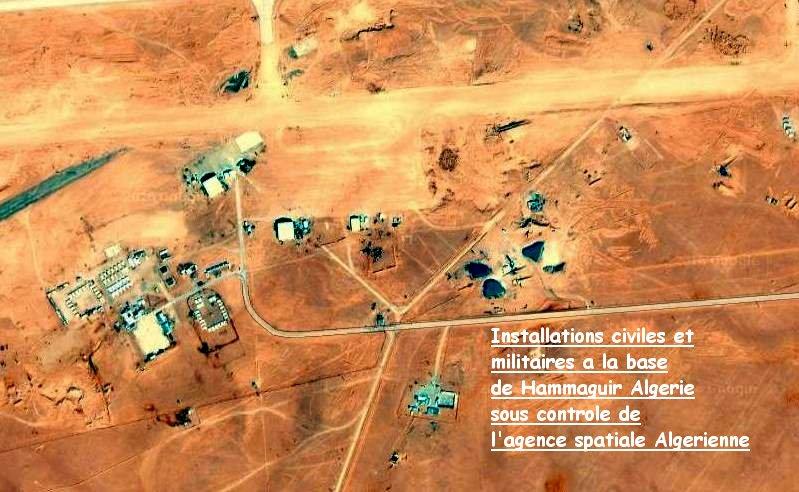 Ambition Algérienne démesurée طموج جزائري مفرط Ham410