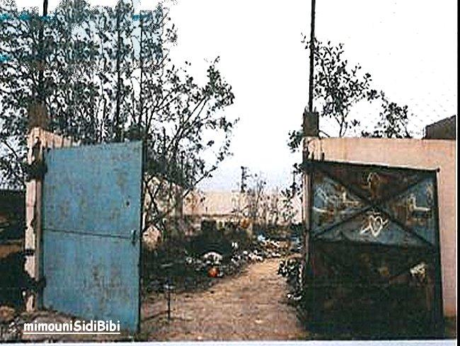 Sidi Bibi victime ou bourreau de la Commune Belge Jette Jette110