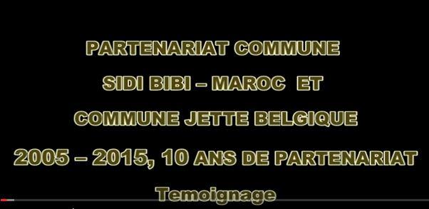 Sidi Bibi victime ou bourreau de la Commune Belge Jette Jette410