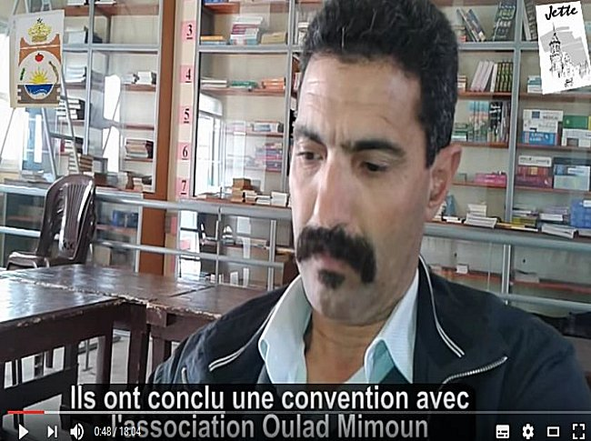 Sidi Bibi victime ou bourreau de la Commune Belge Jette Jette610
