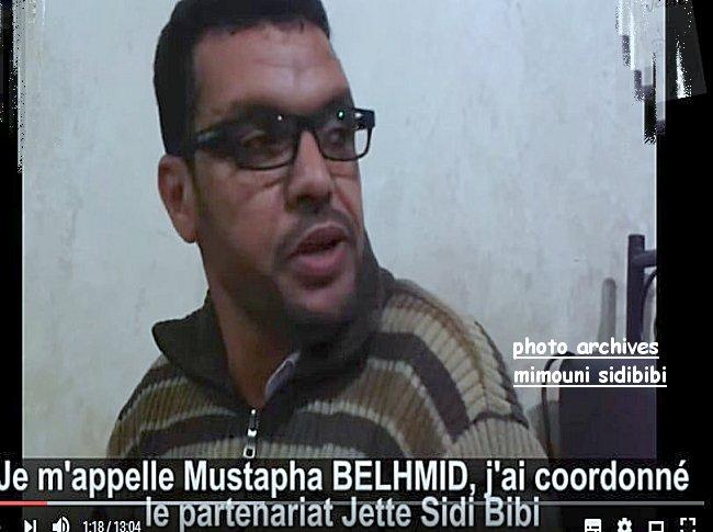 Sidi Bibi victime ou bourreau de la Commune Belge Jette Jette_10