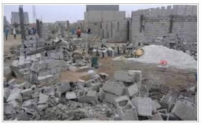 Invasion commune Sidi Bibi غزو جماعة سيدي بيبي من طرف السكان الغيورين Sidibi15