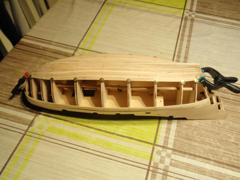Mayflower de AL à l'échelle 1/60 Pa030110