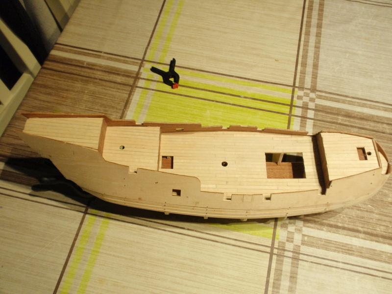 Mayflower de AL à l'échelle 1/60 Pa030111