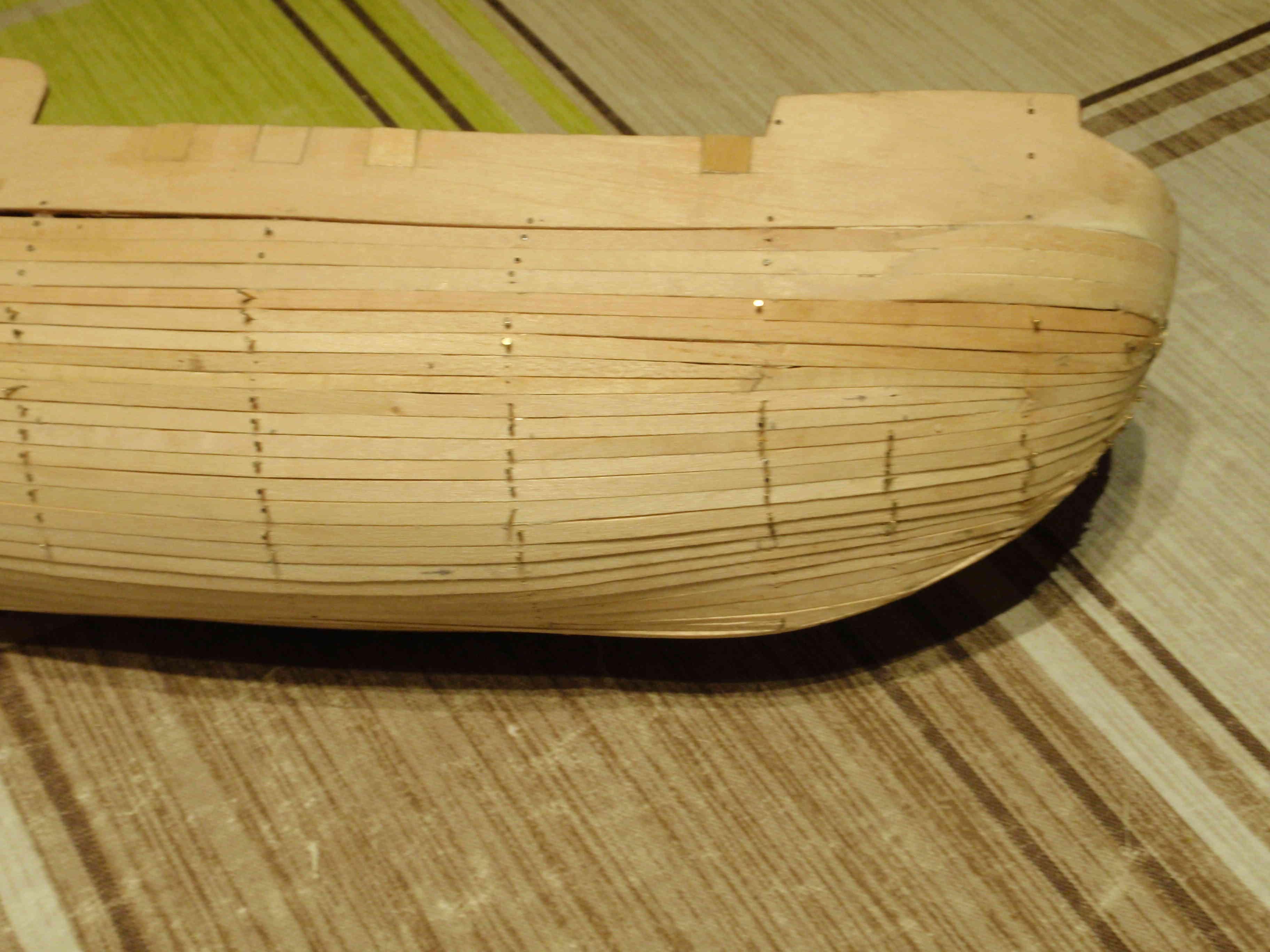 Mayflower de AL à l'échelle 1/60 Pa260110