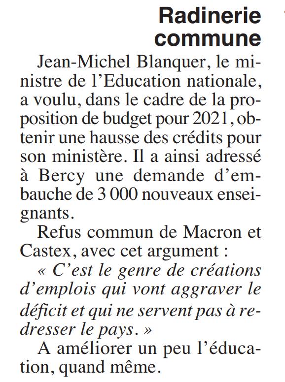 Gestion de la crise du Coronavirus dans l'Education Nationale - Page 37 Macron10