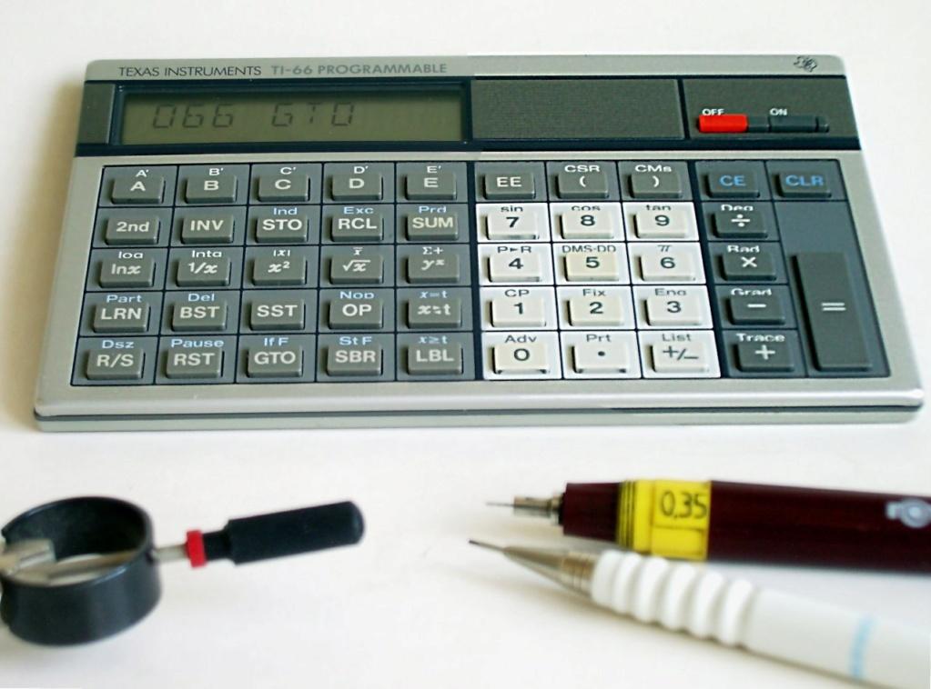 Calculatrices mode examen... mesure reportée à après 2018 - Page 18 Ti-6610