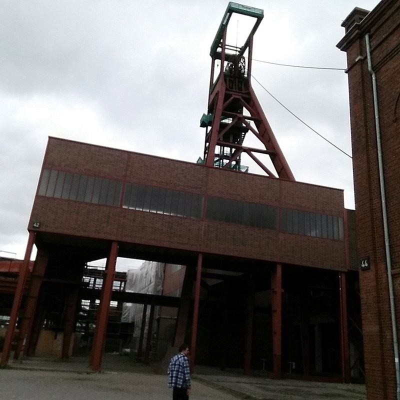Zeche Zollverein 14555610
