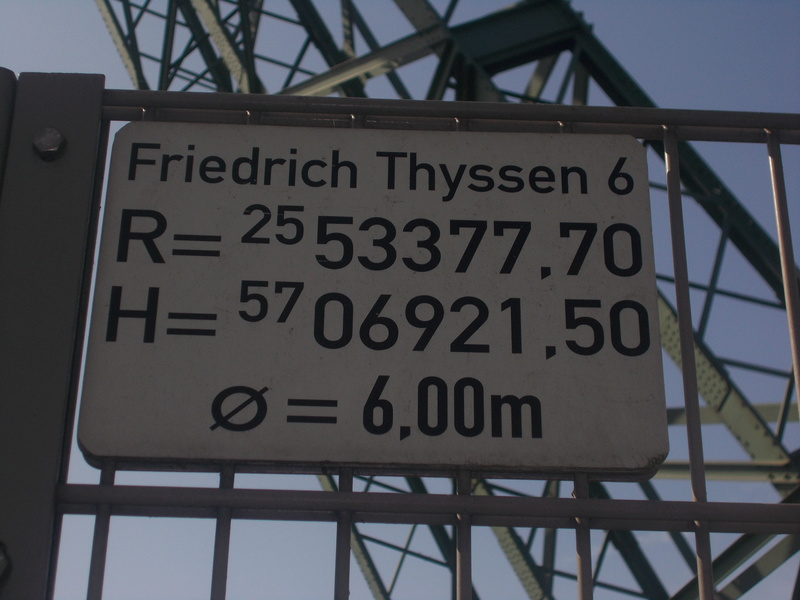 Zeche Friedrich-Thyssen Schacht 1/6 Dscn0314
