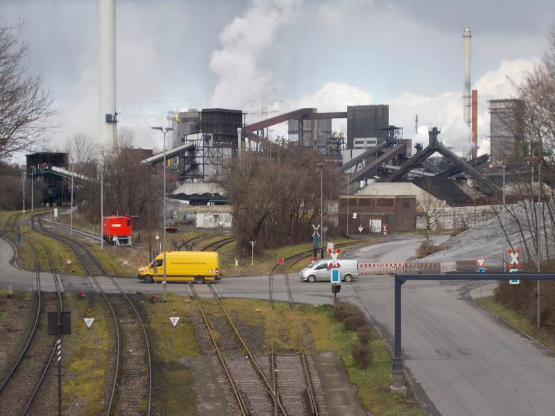 Hüttenwerke Krupp-Mannesmann Dscn1321