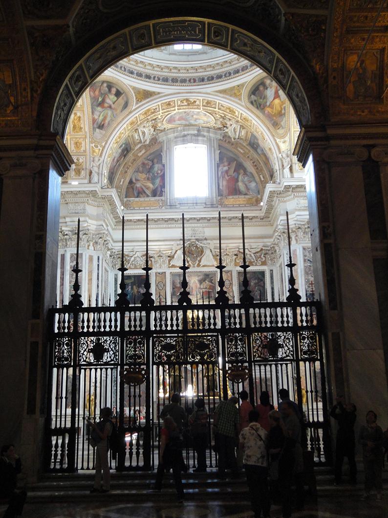 La Transfiguration, les Sacrements de l'Eglise Catholique. Dsc01619